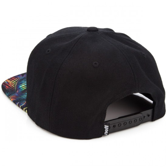 Neff Daily Pattern Hat - Black/Palms