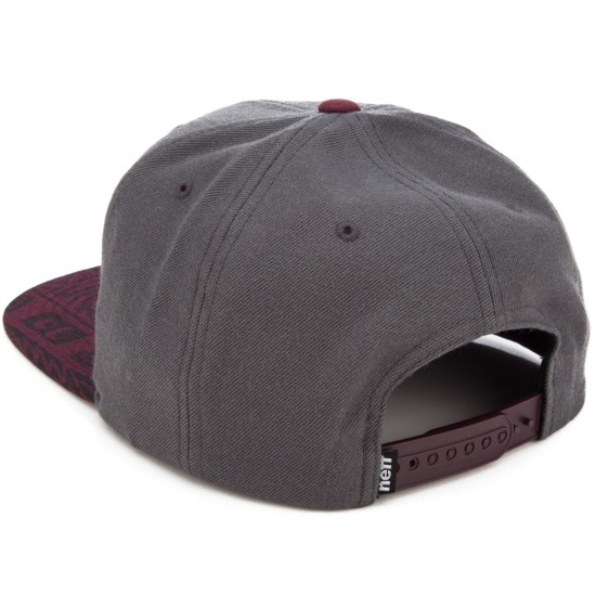 Neff Daily Pattern Hat - Charcoal/Native