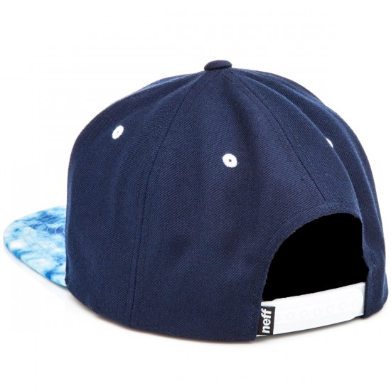 Neff Daily Pattern Hat - Navy/Acid
