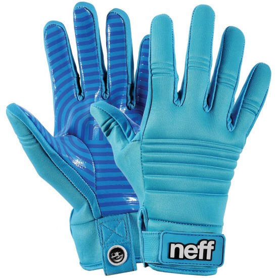 Neff Daily Pipe Gloves 2015 - Cyan