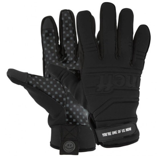 Neff Daily Pipe Gloves - Black