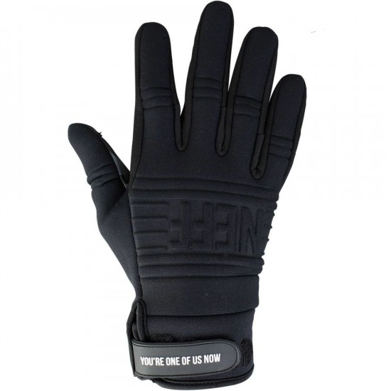 Neff Daily Pipe Snowboard Gloves - Black