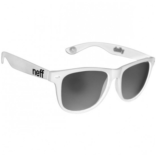 Neff Daily Shades Sunglasses - White