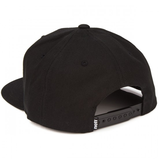 Neff Neff Co. Hat - Black