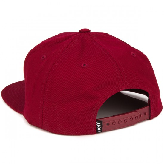 Neff Neff Co. Hat - Maroon