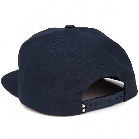 Neff Neff Co. Hat - Navy