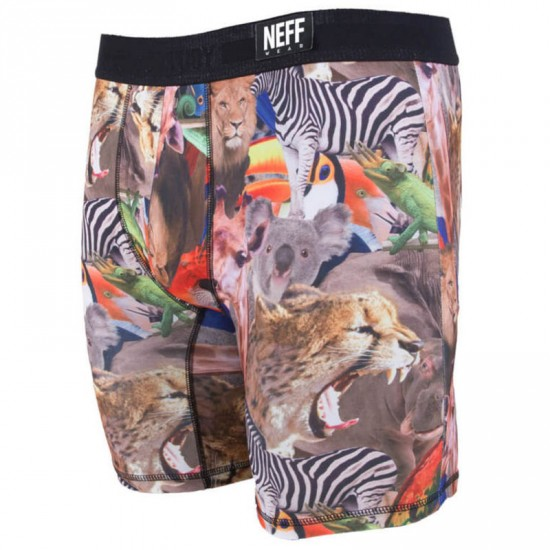 Neff Nightly Underwear - Wildlife