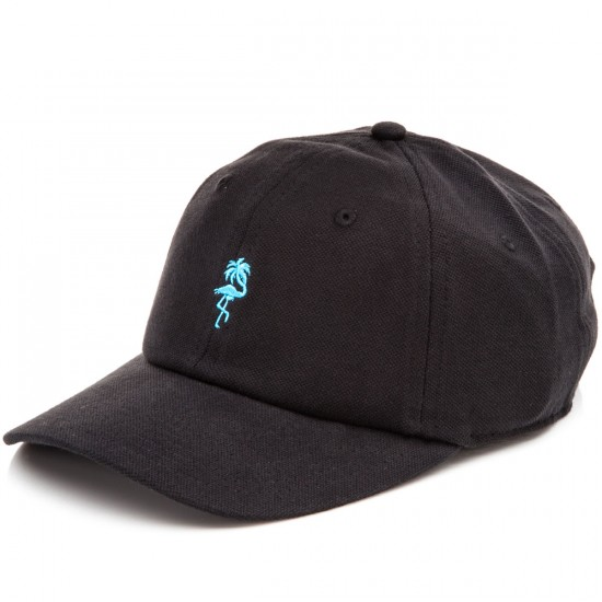 Neff Palm Breeze 6 Panel Decon Cap Hat - Black