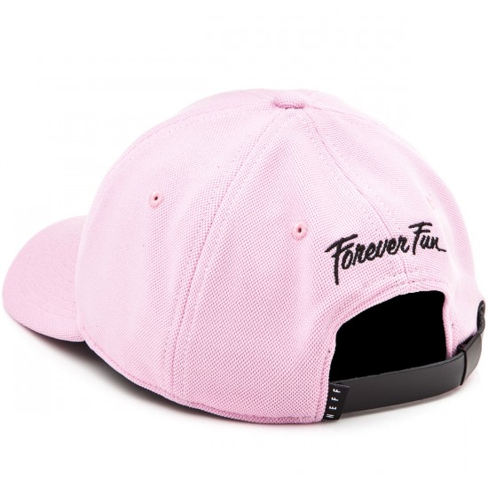 Neff Palm Breeze 6 Panel Decon Cap Hat - Pink