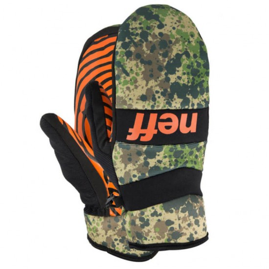Neff Ripper Mitt Gloves - Halldor