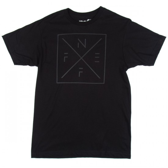 Neff State Of The Art T-Shirt - Black