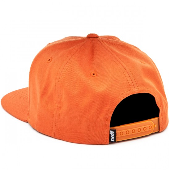 Neff X Cap Hat - Orange/Orange