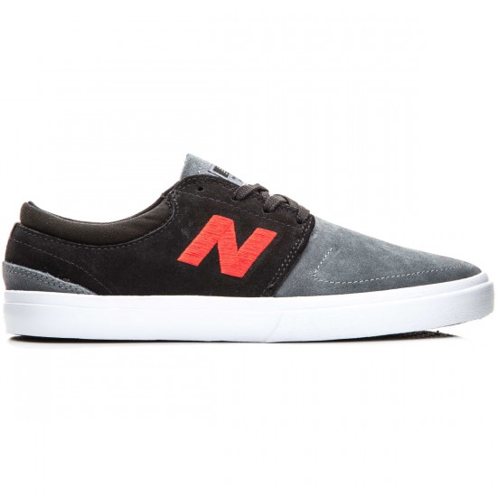 New Balance Brighton 344 Shoes - Black/Grey - 6.0