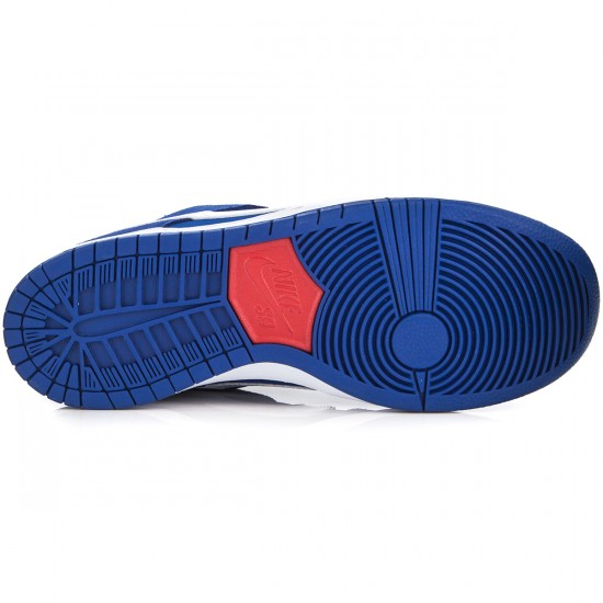 Nike Dunk Low Pro Ishod Wair Shoes - Royal/Red/White - 8.0