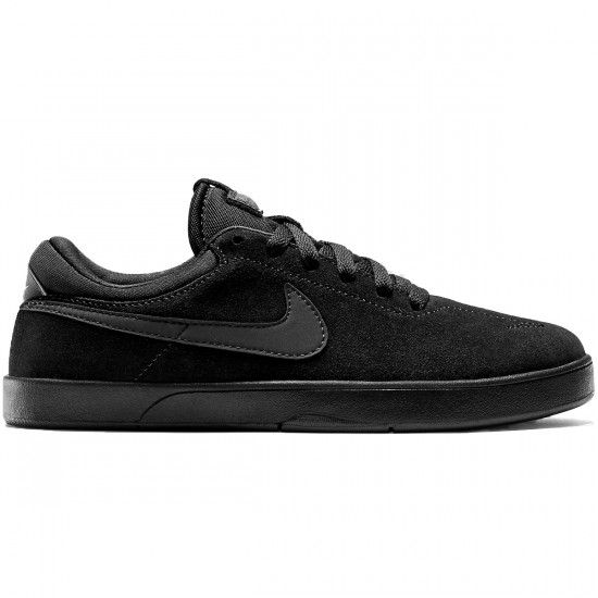 Nike Eric Koston Big Kid Shoes - Black/Anthracite - 3.5Y