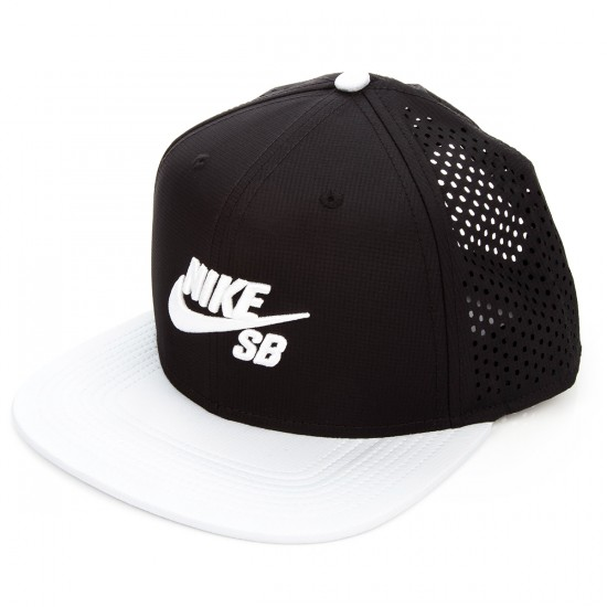 Nike Performance Trucker Hat - Black/Grey