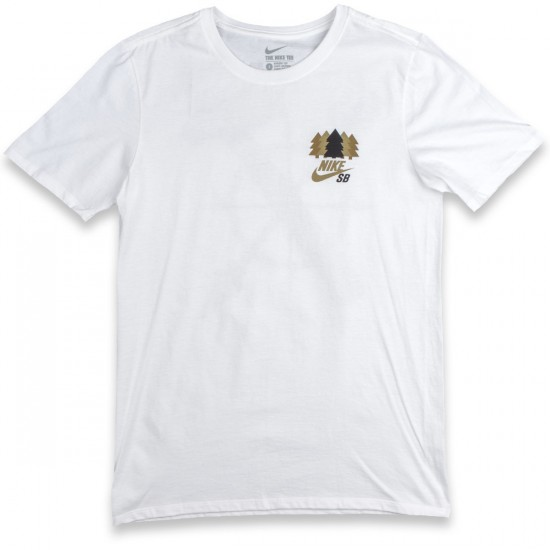 Nike SB Homegrown T-Shirt - White