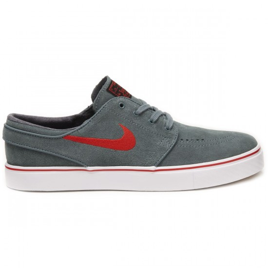 Nike Zoom Stefan Janoski Shoes - Hasta/Black/White - 7.5