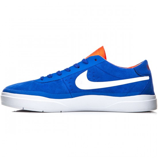 Nike SB Bruin Hyperfeel Shoes - Blue/Crimson/White - 8.0