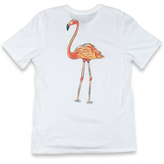 Nike SB DF Flamingo T-Shirt - White