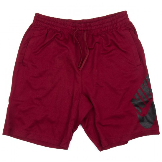 Nike SB Dri-Fit Sunday Shorts - Red/Black