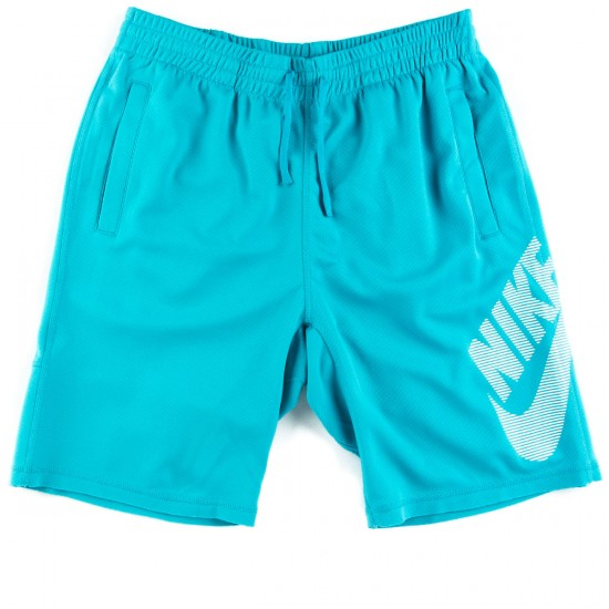 Nike SB Dri-FIT Stripe Sunday Shorts - Blue/White
