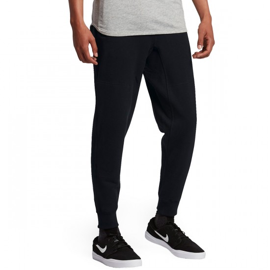 Nike SB Everett Pants - Black - LG