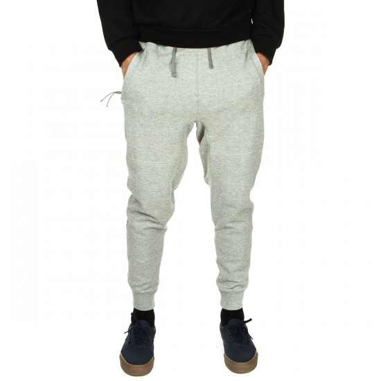 Nike SB Everett Pants - Dark Heather Grey - LG
