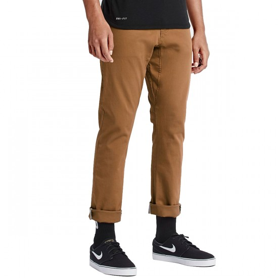 Nike SB FTM 5 Pocket Pants - Ale Brown - 28 - 32