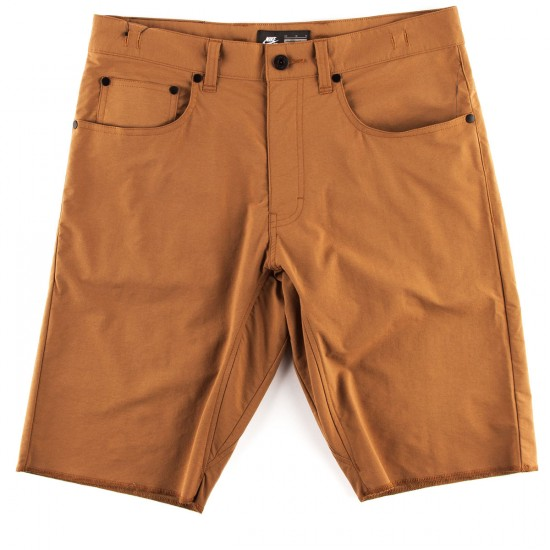 Nike SB FTM Dri-FIT Stretch Shorts - Ale Brown