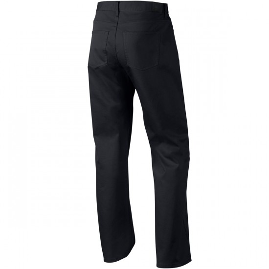 Nike SB Lincoln Stretch 5 Pocket Pants - Black