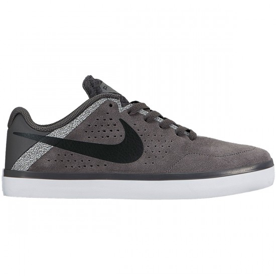 Nike SB Paul Rodriguez CTD LR Shoes - Dark Grey/Grey/Black - 8.0