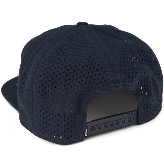 Nike SB Performance Pro Trucker Hat - Dark Obsidian/Black/Reflective Silver