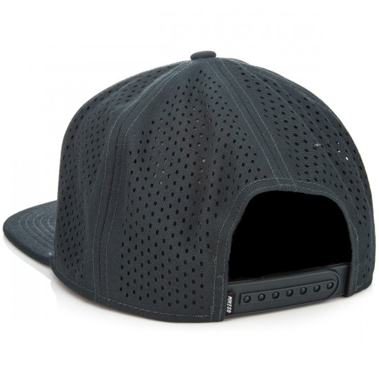 Nike SB Performance Pro Trucker Hat - Seaweed/Black/Reflective Silver