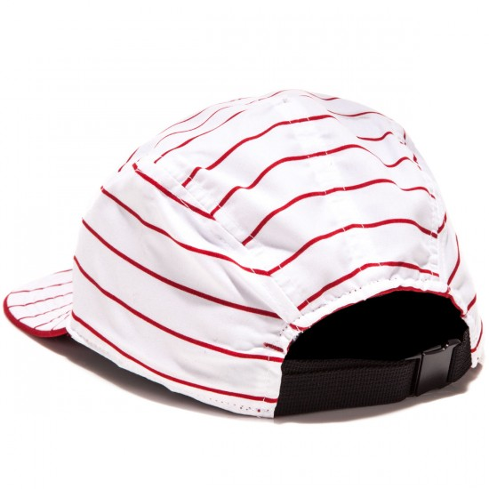 Nike SB Reversible 5 Panel Hat - Red/White