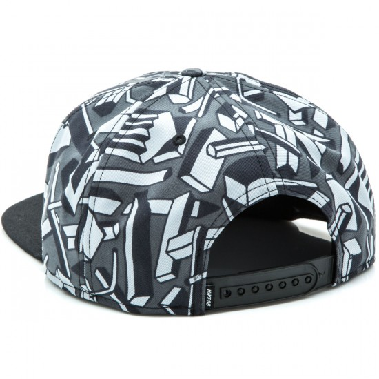 Nike SB Mcfetridge Pro Hat - Wolf Grey/Black/White