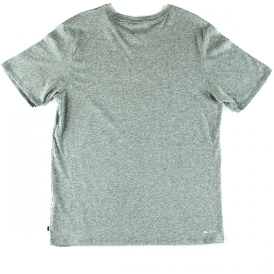Nike SB Tonal T-Shirt - Dark Grey Heather
