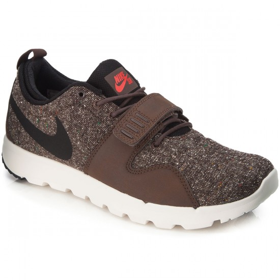 Nike Trainerendor Shoes - Baroque Brown/Ivory/Black - 7.0