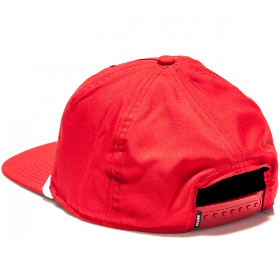 Nike SB Unstructured Dri-FIT Pro Hat - Red/Green/Black/White