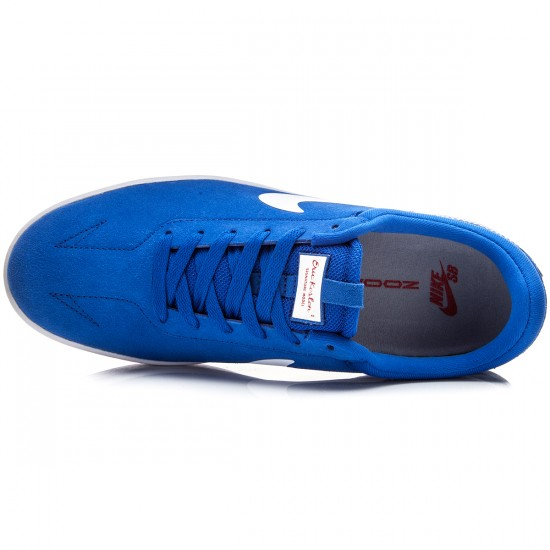 Nike Zoom Eric Koston Shoes - Royal/Red/Gum/Brown/White - 6.0
