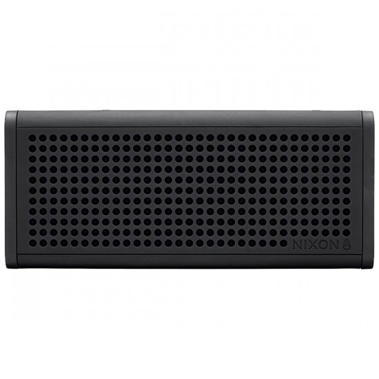 Nixon Blaster Speaker- All Black
