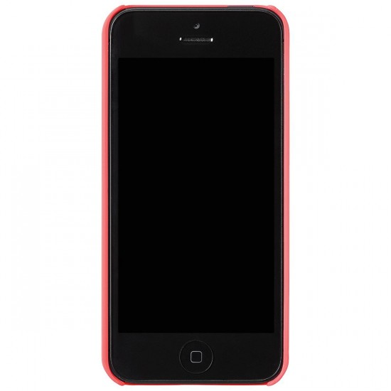 Nixon Carded iPhone 5 Case  - Neon Coral