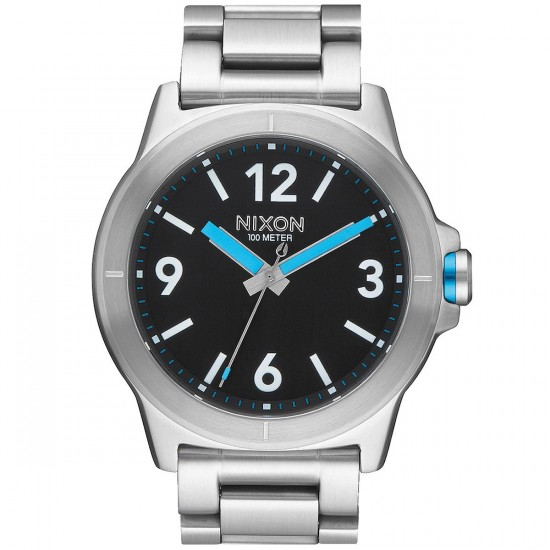 Nixon Cardiff 43 Watch - Black/Blue