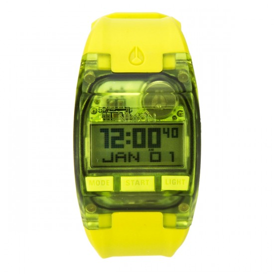 Nixon Comp S Watch - All Neon Green