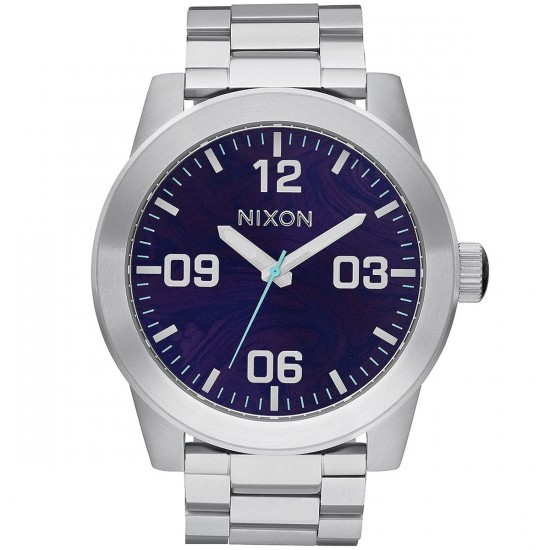 Nixon Corporal SS Watch - Purple