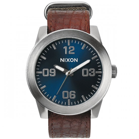 Nixon Corporal Watch - Brown/Sunray