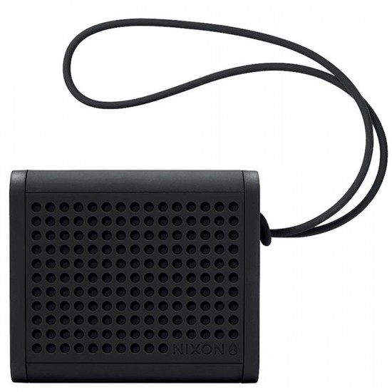 Nixon Mini Blaster Speaker - Black