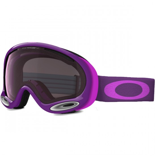 Oakley A - Frame 2.0 Snowboard Goggles 2015 - Helio Purple - Rose