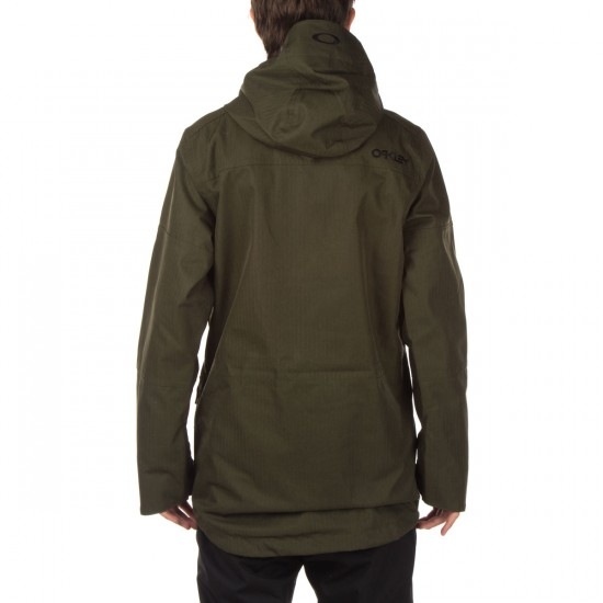 Oakley Deuces Wild Biozone Shell Jacket - Herb