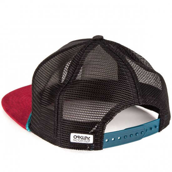 Oakley Factory Pilot Trucker Hat - Rhone
